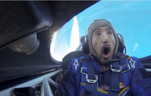 Steve Aoki's Crazy Aerobatic Flight